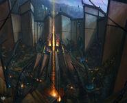 Warhammer Online Ciudad Ineludible por Michael Phillippi
