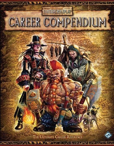 Career compendium segunda de rol