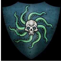 Emblema Warhammer Total War Costa del Vampiro