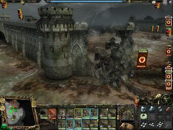 Mark of chaos asedio