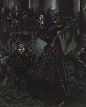 Vampiro Necrarca Tiernen Trevallion