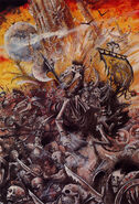 Ejército de No Muertos por John Blanche 4ª edición