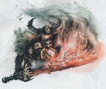 Archaón batalla de middenheim fin de los tiempos