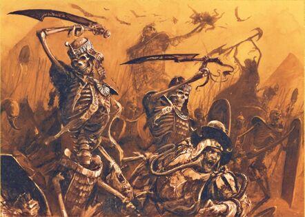 Ejército Reyes Funerarios