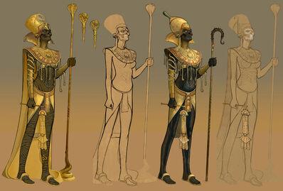 Sacerdotes funerarios warhammer online