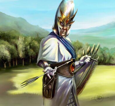 Flechas de Ithilmar por S.C. Watson Arqueros Altos Elfos