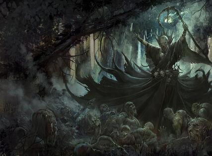 Blighted empire warhammer by faroldjo-d69gwna Nigromante No Muertos
