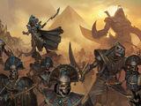 Guerras contra Khemri