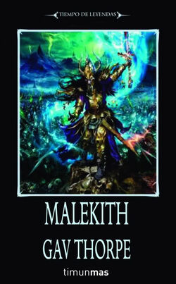 Malekith novela
