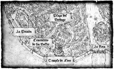 Mordheim Barrio del Templo