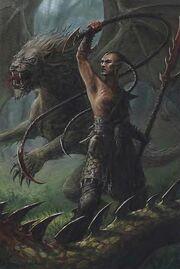 Señor de las Bestias Elfo Oscuro imagen octava