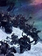 Horda del Caos por Adrian Smith Guerreros del Caos