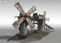 Molino imperial doble vermintide 2 por Patrick Rosander