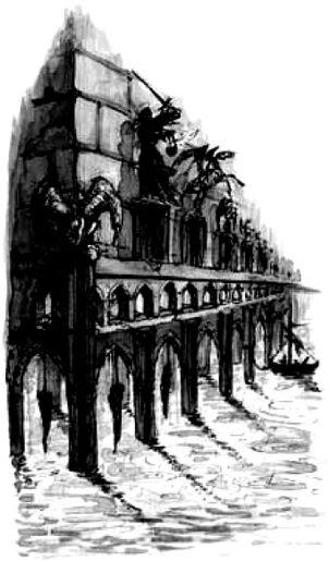 Mordheim Los Muelles
