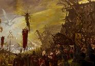 Ejército del Caos por Adrian Smith 01