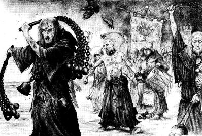 Flagelantes enfermos por Martin McKenna