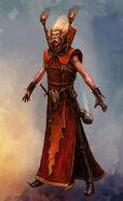 Hechicero Brillante 02 Warhammer Online por Michael Phillippi