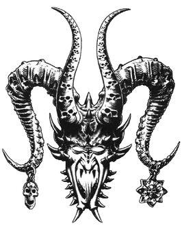 Rostro Príncipe Demonio 5ª