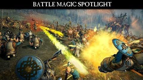 CuBaN VeRcEttI/Los Vientos de la Magia e introducción al Viejo Mundo de Total War: Warhammer