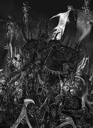 Ejército de Slaanesh por Adrian Smith