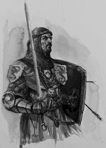Caballero Bretonia Karl Kopinski