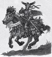 Caballero del Cuervo Pat Loboyko