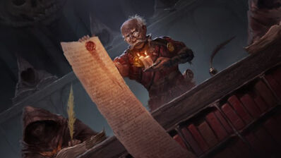 Diplomacia Imperio Warhammer Total War