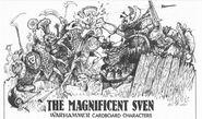 Sven Hasselfriesian Vastervik Enanos 2ª Edición John Blanche ilustración