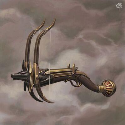 Pistola Ballesta Reyes Funerarios Warhammer Online