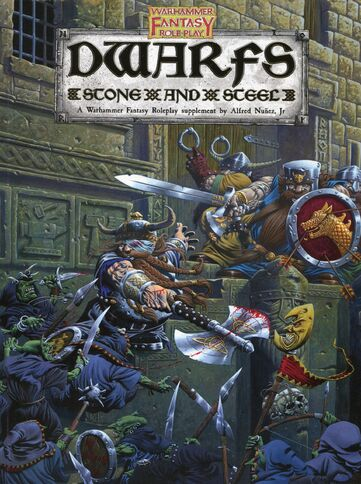 Dwarfs stone and steel