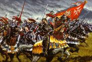 Caballeros del Imperio por Karl Kopinski imagen caja