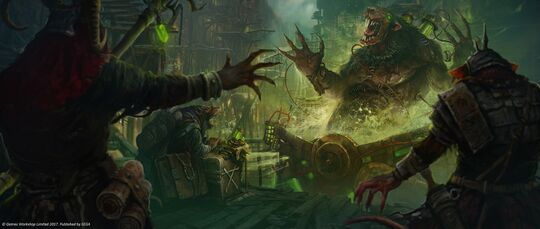 Creacion ratas ogro warhammer total war por Sergey Vasnev