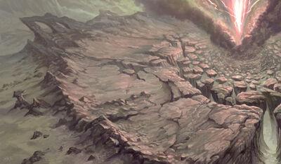 Isla de los Muertos 02 por Jonathan Kirtz Altos Elfos