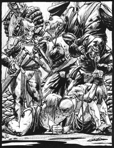 Brigada del tunel terriers por Tony Parker