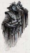 Hechicero de batalla Imperio Celestial por Karl Kopinski