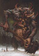 Troll del Caos por Adrian Smith