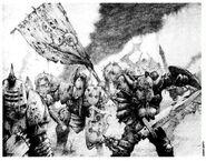 Guerreros del Caos por Adrian Smith 3ª Edición Rogue Trader