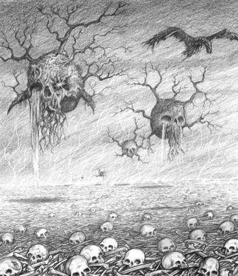 Realm of Chaos 8 por Tony Ackland