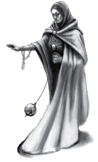 Sacerdotisa de Shallya - Sacerdote