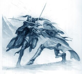 Eltharion vs Shadowblade Karl Kopinski