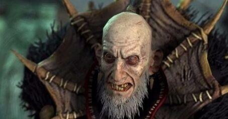 Maestro nigromante total war warhammer