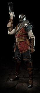 Victor cazador de recompensas