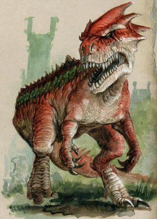 Carnosaurio Tormenta