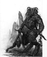 Hombres Bestias Karl Kopinski