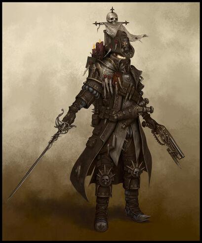 Cazador de Brujas por Darkeen