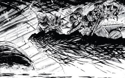Clan Skreet por Tony Parker