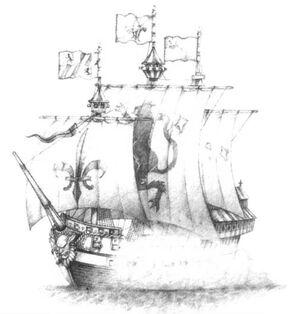 Corsario bretoniano