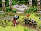 La Locura del Príncipe Rodrik (Batalla)