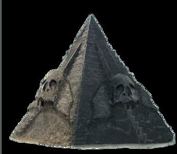 Pirámide Negra Nagash el Hechicero por Jon Sullivan