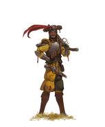 Adrian Smith Forgeworld Arcabucero Imperio Stirland